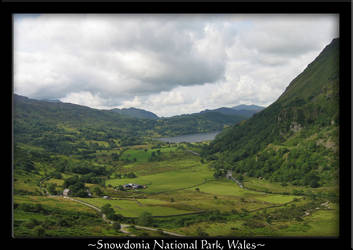Snowdonia National Park, Wales by blossomcrown