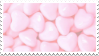 [stamp/f2u] candy hearts by snoowva