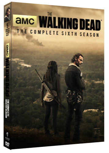 The Walking Dead Season 6 Dvd Cover By Whoviancriminal On