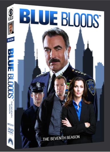 blue bloods season 7 dvd by whoviancriminal on deviantart. Black Bedroom Furniture Sets. Home Design Ideas