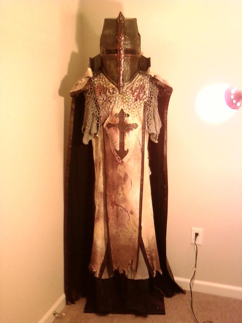Knights Templar Armor by Necroliege ... & Knights Templar Armor by Necroliege on DeviantArt