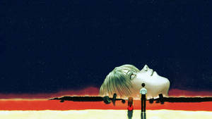 End of Evangelion wallpaper