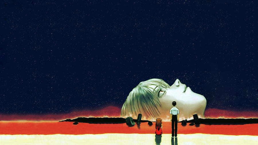 End Of Evangelion Wallpaper By Chr5d50