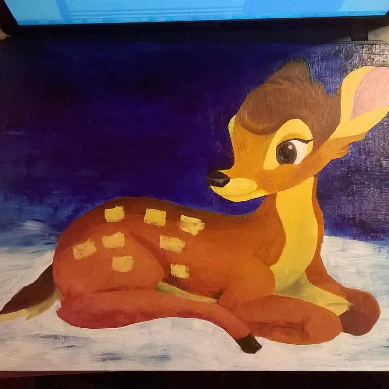 Bambi by leb82
