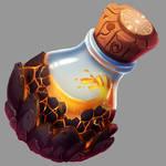 Lava Potion