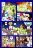 Dragon Ball Multiverse by mr-abe
