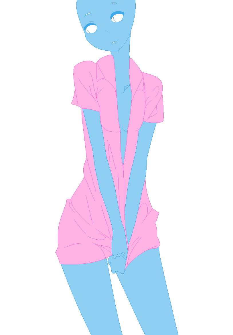 Base I'm just gonna wear this k? k. by GlacialBases