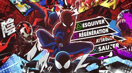 [S I G N A T U R E] -- Spider Man