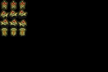 Protoceratops RPG Maker VX Ace Sprites by Peter-CaliferGames
