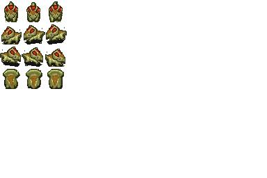 Protoceratops RPG Maker VX Ace Sprites