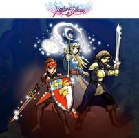 Raiders of Elduurn - Heroes by Peter-CaliferGames