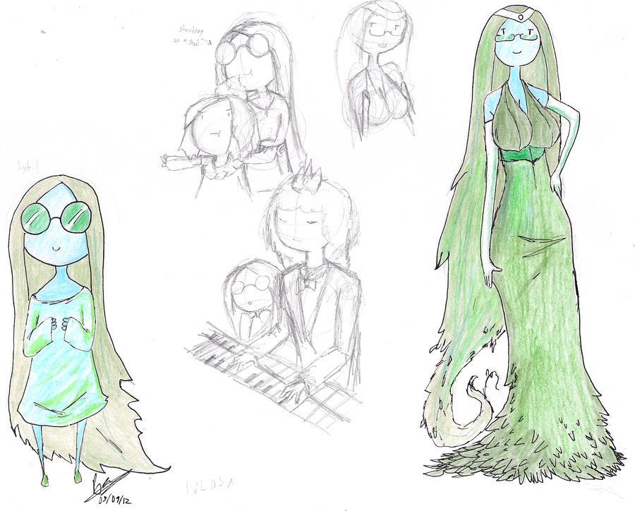 Future Daughter: Sybil by AnAdminNamedPaul