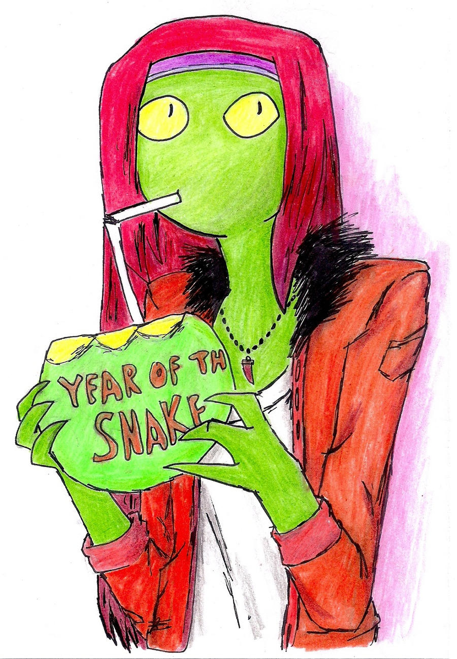 Year of The Snake: The Good by AnAdminNamedPaul