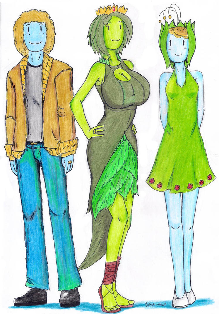 Friend Based Wardrobe Redesign by AnAdminNamedPaul