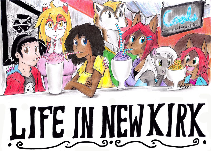 Life In New Kirk by Herbie-and-Company