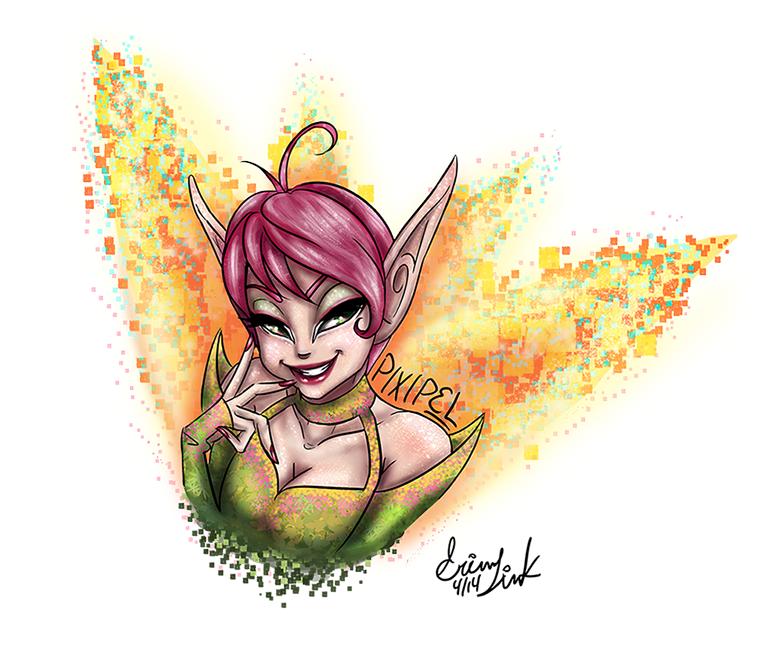 PIXIPEL Avatar by themisselink