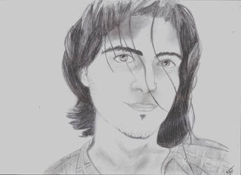 Dibujo Gerardo by erayololanime