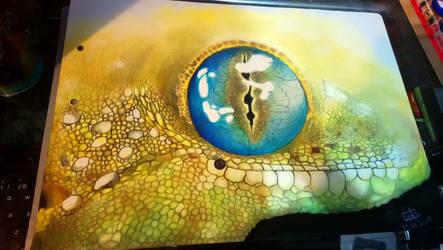 Reptil by erayololanime