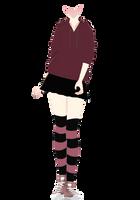 .:MMD Tda:.Outfit DL