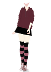 .:MMD Tda:.Outfit DL