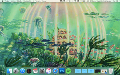 Desktop 2016 by aburuham