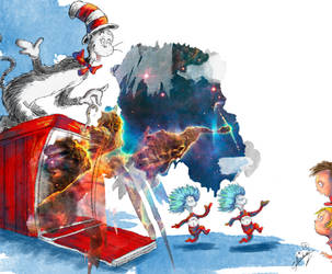 The Cat in the Hat by aburuham