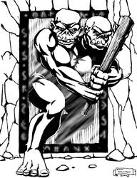 The Ettin in the Mirror