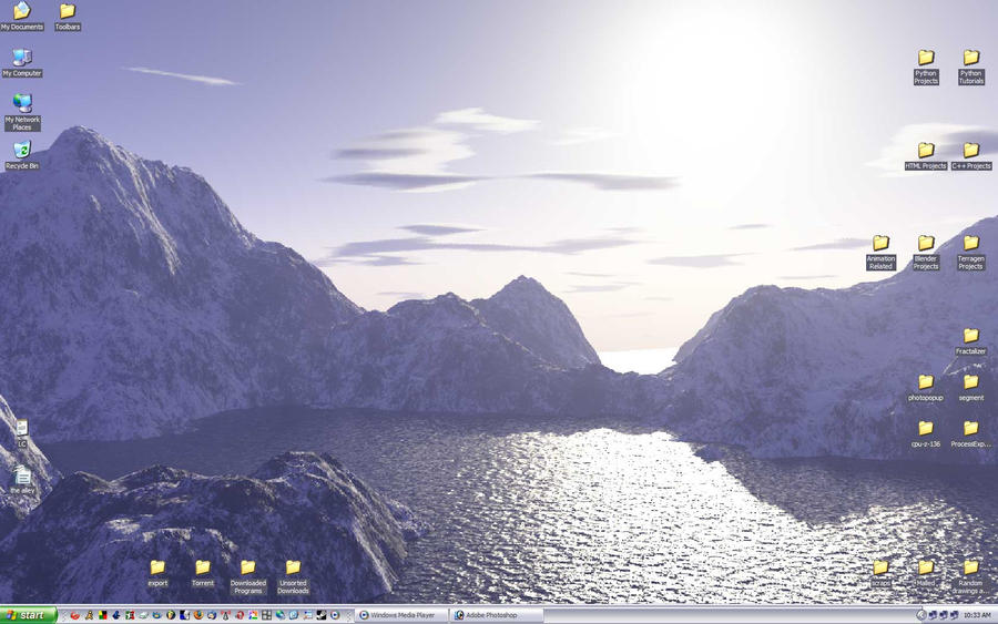 Current Desktop