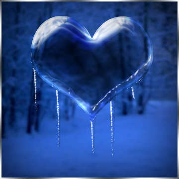 Frozen Heart By Cevkarade On DeviantArt
