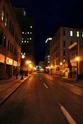 Downtown by mrsselfdestruct