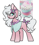 Marshmallow icecream dual pay CLOSED