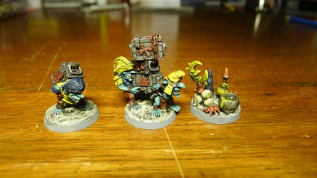 Grot Objective Markers