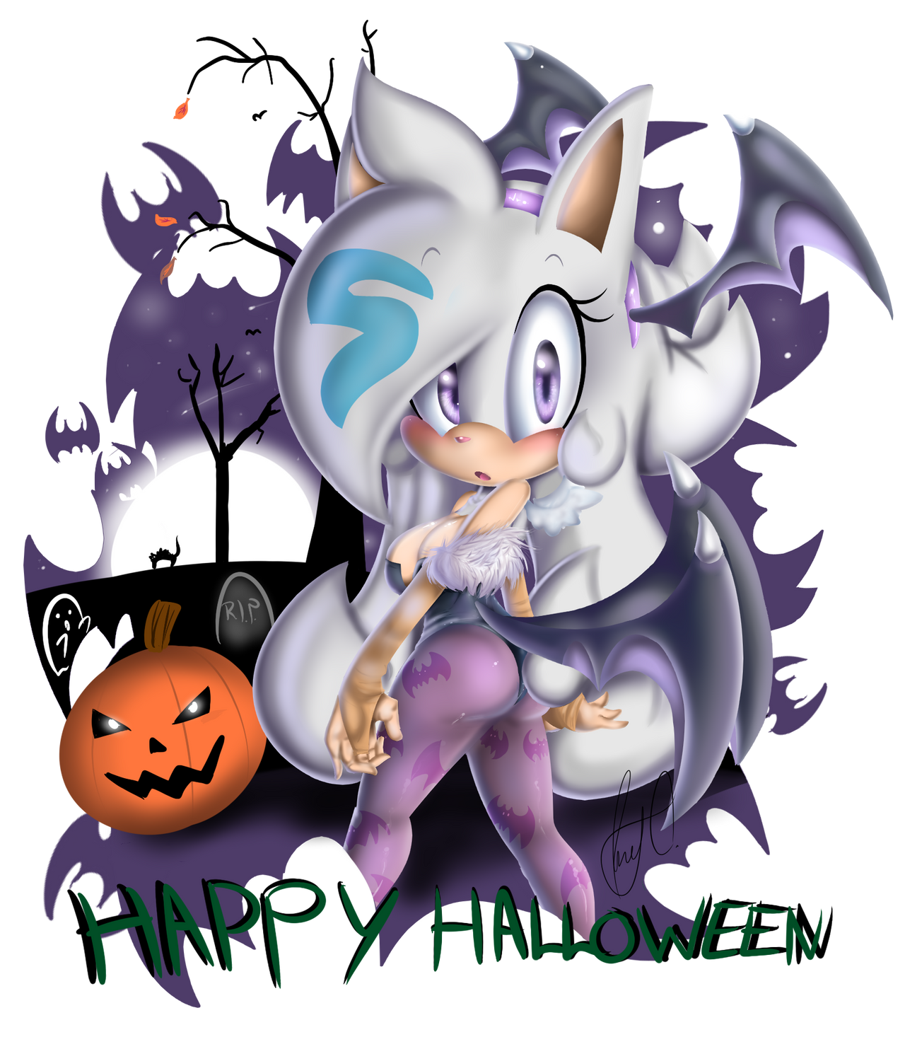 Halloween Custom by HearlessSoul