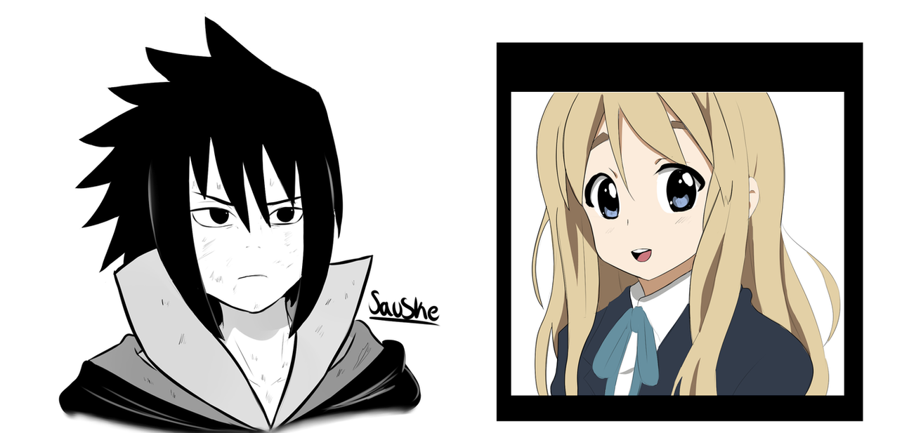 Sasuke And Mugi by HearlessSoul