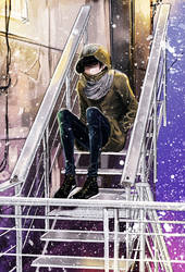 Keiji by PaperJeansss