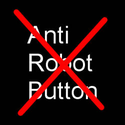 Anti i Am Not a Robot Stamp by darren9999