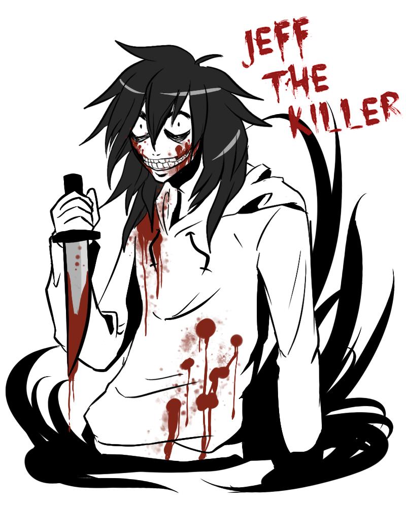 Jeff The Kliier by yaguyi