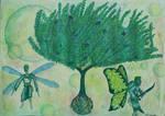 Drzewo zycia Tree of life by CorvusCorax13