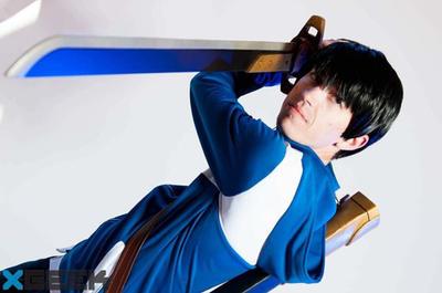 Saito hiraga from zero's familiar by BarbarianProps