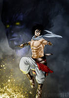 Prince of Persia - Good vs Evil - by francosj12
