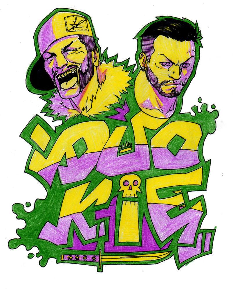 Duo kie F*CKYEAH by francosj12