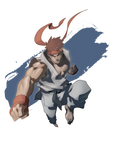 Ryu can kick your all