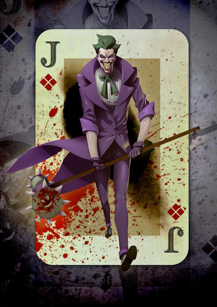 joker card art - photo #29