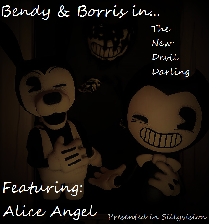 Bendy and the Ink Machine Chapter 3 Art Submission by SonFan2