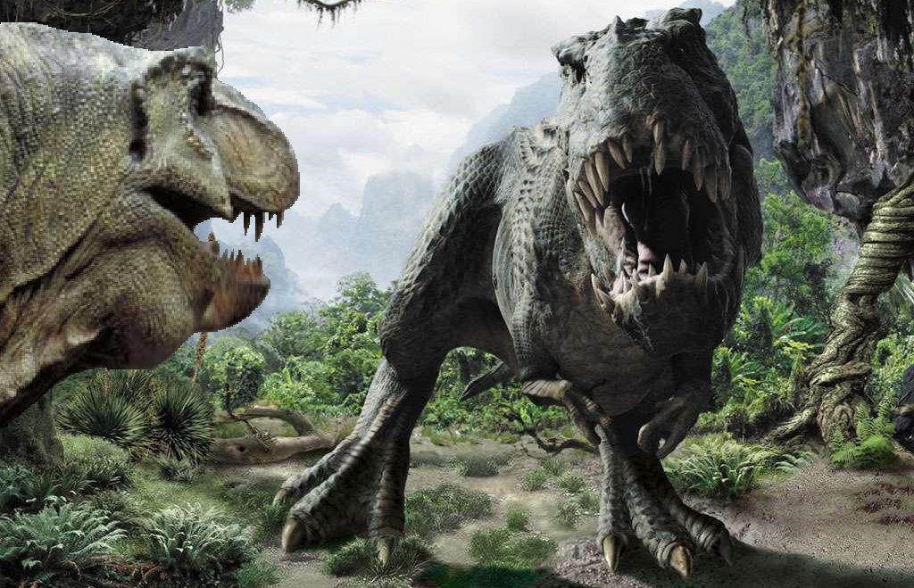 Tyrannosaurus rex vs vastatosaurus rex