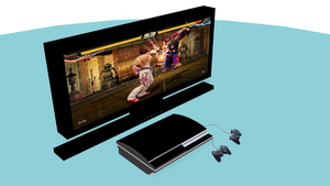MMD PS3 TV request DL