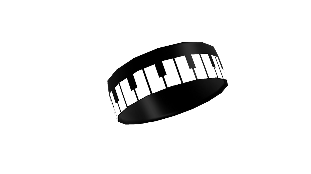 MMD Piano Bracelet DL by chickid11