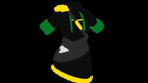 MMD Genderbent Loki Outfit 3 DL