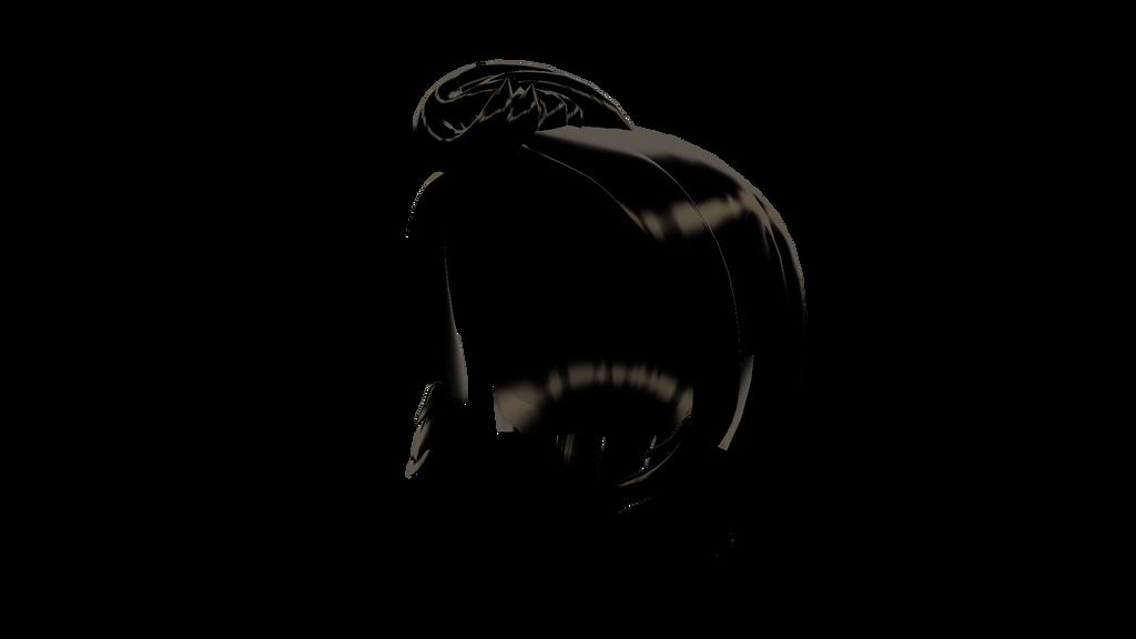 MMD Fem!Cronus Hair DL by chickid11