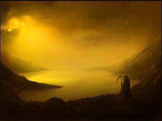 Toxic Lake by gizmodus